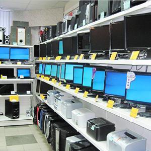 Компьютерные магазины Володарского