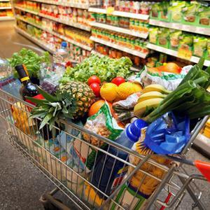 Магазины продуктов Володарского