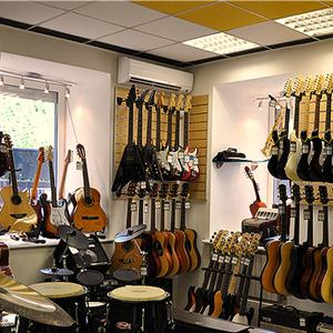 Музыкальные магазины Володарского