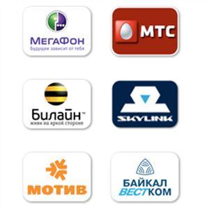 Операторы сотовой связи Володарского