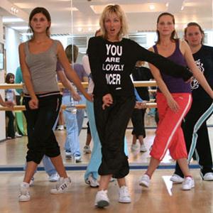 Школы танцев Володарского