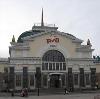 Железнодорожные вокзалы в Володарском