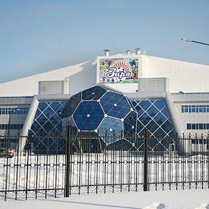 Спортивные комплексы Володарского